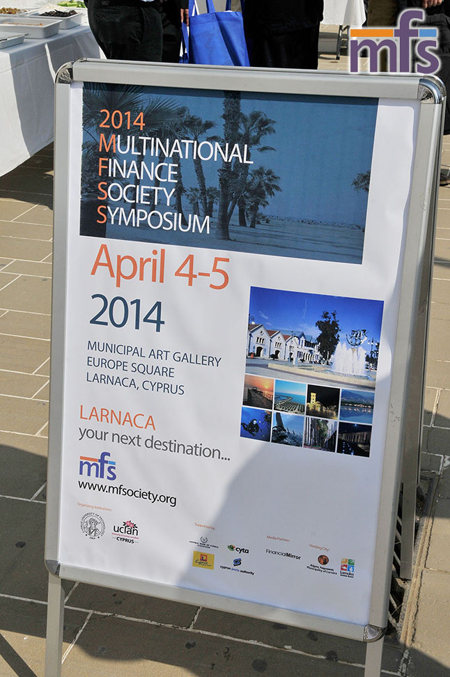 Image result for Multinational Finance Society 2014